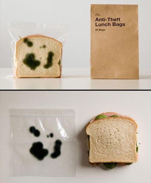 Бутерброд плесень упаковка