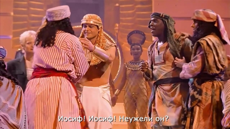 Joseph All The Time/Jacob In Egypt from Joseph And The Amazing Technicolor Dreamcoat