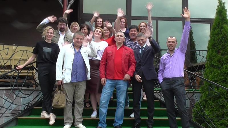 Встреча выпускников моего любимого кураторского курса на ЕГФ СмолГУ-15 лет спустя