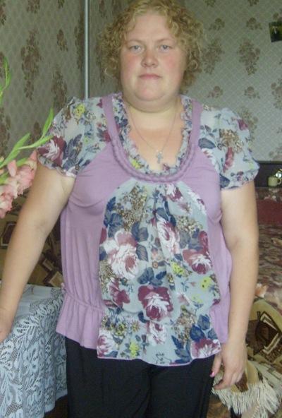 Маша Голубева, 21 мая 1984, Юрьевец, id187670657