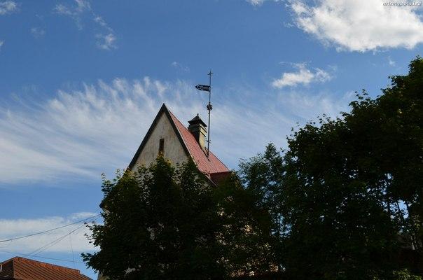 Дом бюргера