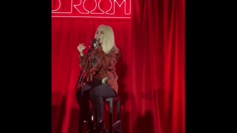 Выступление в «Nova's Red Room» Сидней, Австралия / 29.04.19