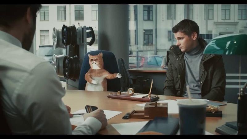 Кот выбирает тачку. Реклама Hyundai i30 720p