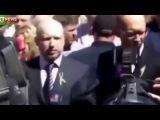 9 мая в Киеве освистали Турчинова и Яценюка: Гитлер капут! ПОЗОР