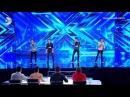4Gen - Aşk Gitti Bizden Performansı - X Factor Star Işığı