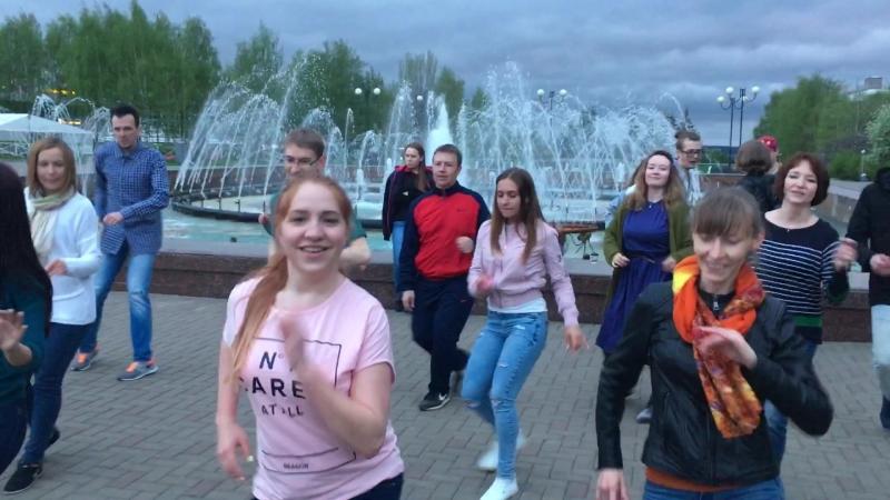 Открытие сезона Танцев на Воздухе! 2018