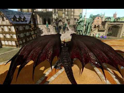 ArcheAge 4.5 Получение черного дракона. Сервер Ашьяра. Missdevil. Запад