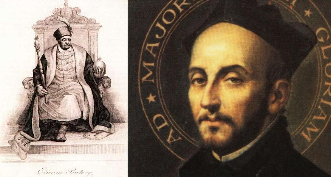 Баторий и иезуиты