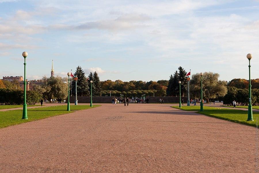 Марсово поле Санкт-Петербург экскурсия