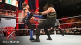 FULL MATCH - Roman Reigns vs. AJ Styles - WWE World Heavyweight Title Match WWE Extreme Rules 2016
