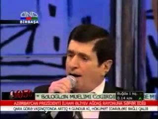 Manaf Agayev & Baloglan-Gunebaxan Ana Mugami
