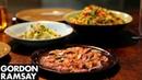 Gordon Ramsay's Mackerel Ceviche with Fennel Salad Quinoa Salad Recipe