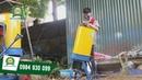 Máy băm đa năng ống tròn 3A3Kw || Cách xử lý phụ phẩm nông nghiệp