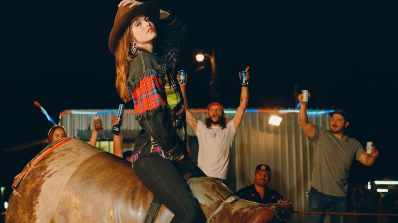 Luna Bijl stars in the Browns AW18 Campaign | This Aint My First Rodeo