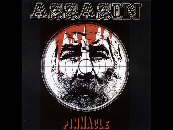 Pinnacle - Assasin 1974 (full album)