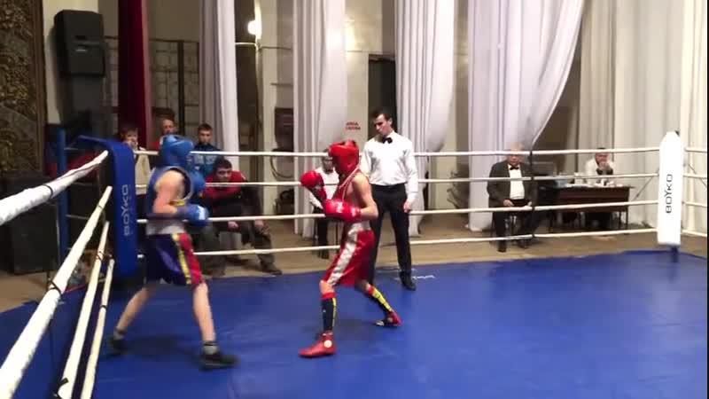 Полу-финал Горловка 14 12 2018