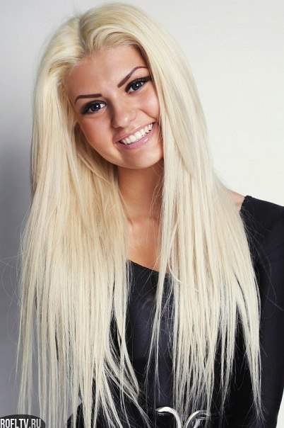 Девушки блондинки вконтакте фото