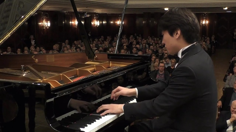 Chopin Mazurka op.33, No.4   Seong-Jin Cho