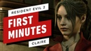 The First 15 Minutes of Resident Evil 2 Gameplay
