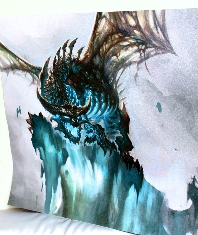 Купить постер Warcraft