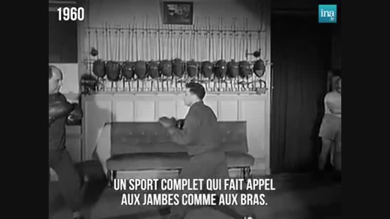 Présentation de la boxe française, un vrai sport de gentlemen.