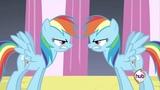 PMV My Little Pony Zero to Hero - Hercules - Rainbow Dash
