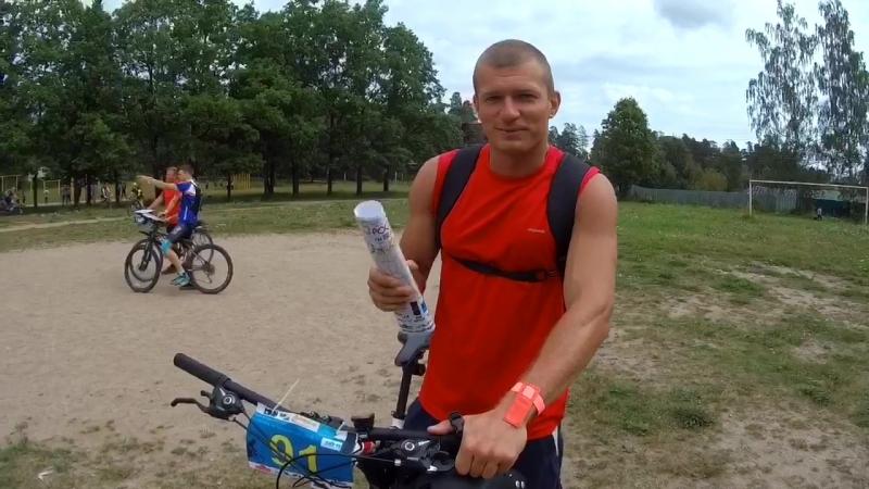 Чемпионат России по вело рогейну