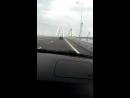 Обратная дорога через Крымский мост 20.05.2018