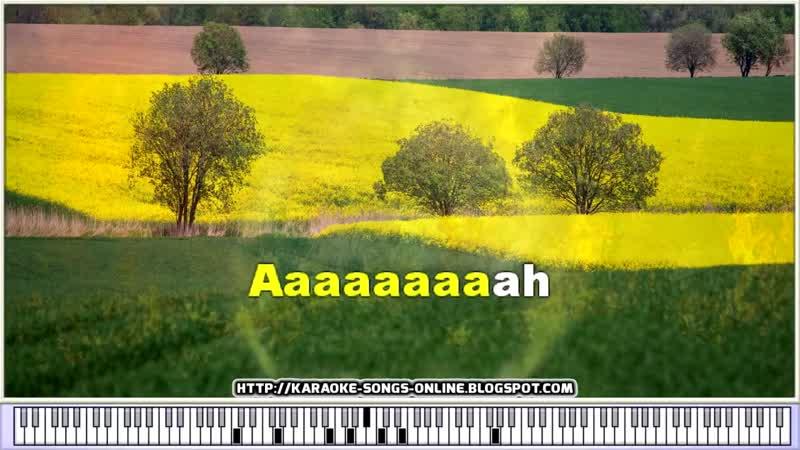 Michael Jackson - Earth Song Karaoke Chords Instrumental Acoustic version.