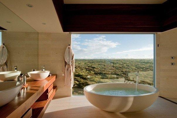 Шикарная ванная (1 фото) - картинка