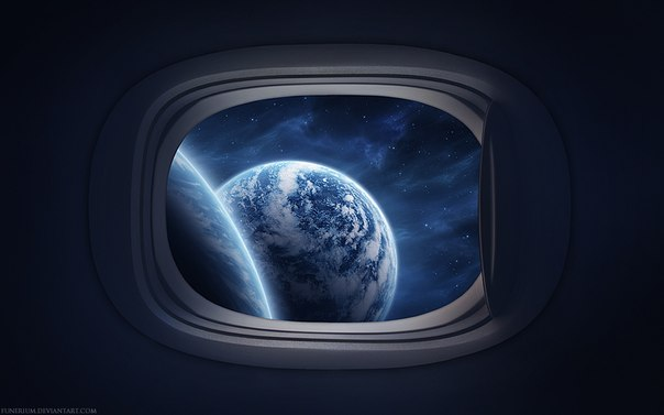 Обои для рабочего стола скачать бесплатно - Космос