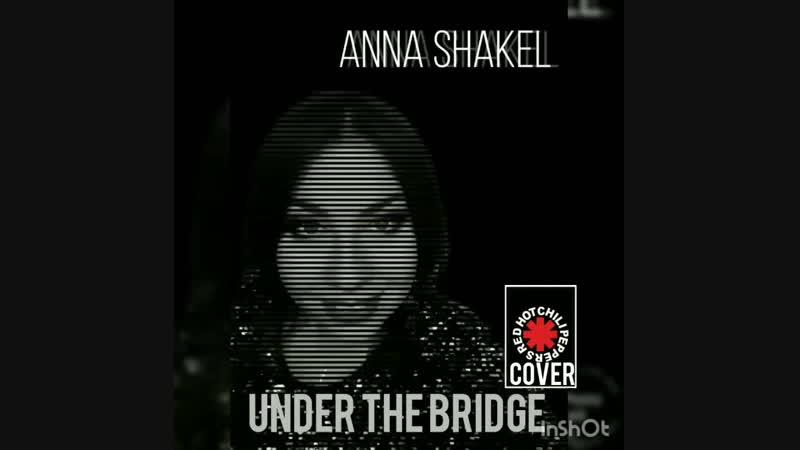 Under the bridge RHCP cover