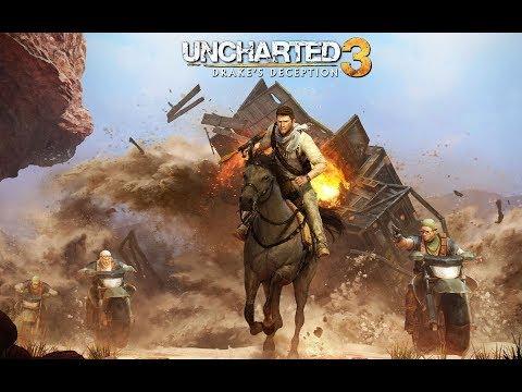 Uncharted 3 часть - 2