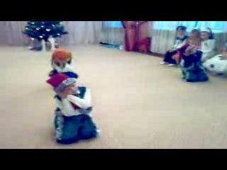 Танец гномов в детсаду