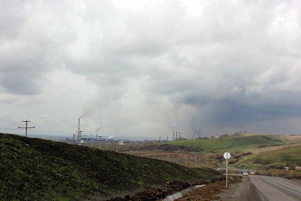 Новокузнецк - грязнейший город России