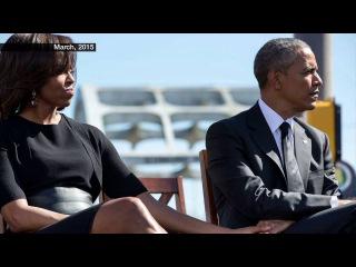 Barack Obama's Official Photographer talks to BBC Newsnight