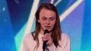 Will rock singer Aaron warm the Judges hearts Britains Got Talent 2015