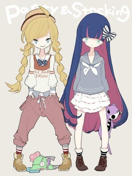 Лучшая подруга — это человек с ...: vk.com/the_anime_collection