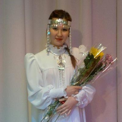 Оксана Миронова, 7 августа 1998, Миасс, id129805253