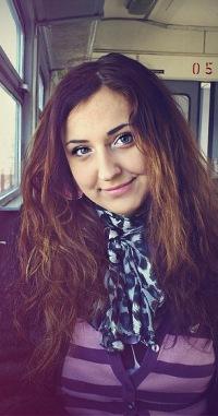 Алиса Кузина, 16 февраля , Москва, id168975301