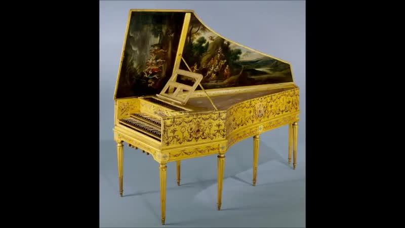 Gottlieb Muffat (1690-1770) - Suites for Harpsichord