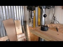 Building a drill powered disc sander