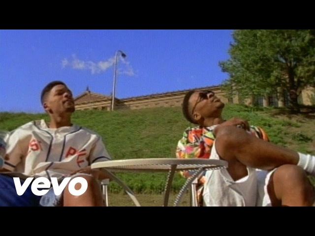 DJ Jazzy Jeff The Fresh Prince - Summertime