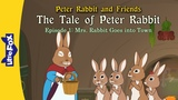 Peter Rabbit 1 Mrs. Rabbit Goes into Town Classics Little Fox Animated Stories for Kids