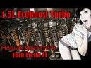 Турбо двигатель Ford Fiesta ST 2018 - 1.5L EcoBoost Turbo
