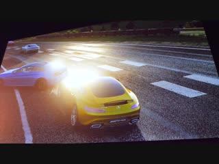 Live Replay Movie Creation of Gran Turismo