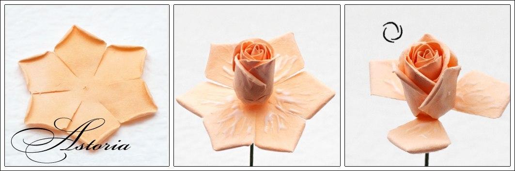 Как делать розу из салфеток - Как сделать розу из салфеток?