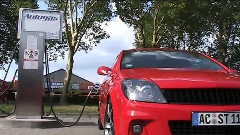 STEINMETZ Vollgasfahrt Basis Opel Astra OPC