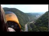 Падение гирокоптера на съёмках фильма о Сочи.