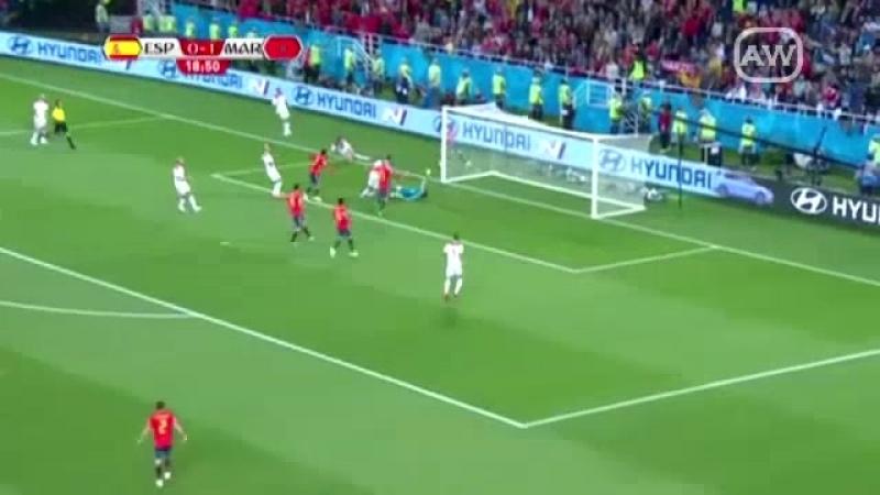España 2-2 Marruecos - Grupo B - Fecha 3 - Mundial Rusia 2018